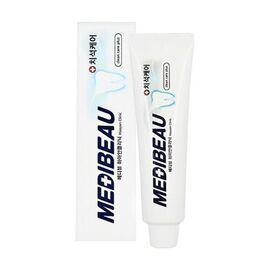 Juno Зубная паста отбеливающая - Medibeau white clinic toothpaste, 120г