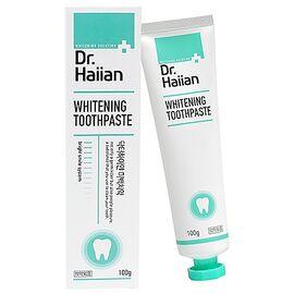 Dr.Haiian Зубная паста отбеливающая - Whitening toothpaste, 100г