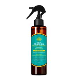 Char Char Спрей для укладки волос «аргановое масло» - Argan oil super hard water spray, 250мл