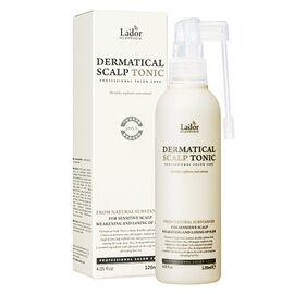 Lador Тоник для волос очищающий - Dermatical scalp tonic, 120мл