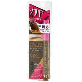 Koji Карандаш для бровей влагостойкий цвет мокко - Honpo triangle eyebrow, 20г