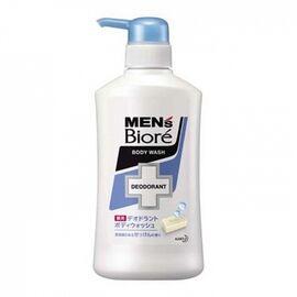 KAO Мыло для тела жидкое пенящееся мужское - Men's biore, 440мл