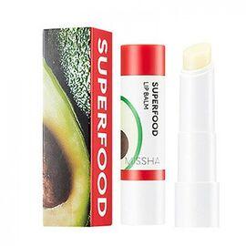 Missha Бальзам для губ c авокадо - Super food avocado lip balm, 3,2г