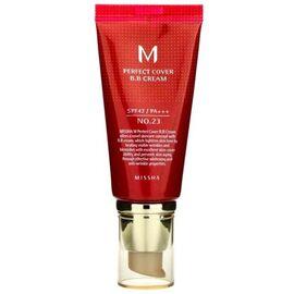 Missha ББ-крем для лица - M Perfect cover bb cream SPF42/PA+++ (No.23), 50мл