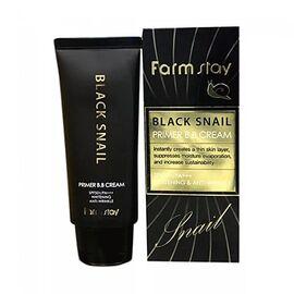FarmStay ББ-крем с муцином черной улитки - Black snail primer BB cream Spf50+/pa+++, 50г