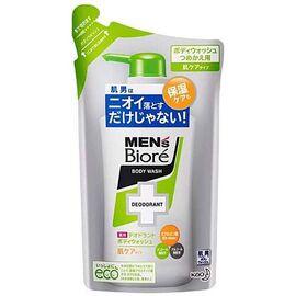 KAO Гель для душа мужской с противовоспалительным эффектом з/б - Men's biore, 380мл
