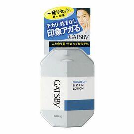Mandom Лосьон для лица увлажняющий с цитрусовым ароматом - Gatsby clear up skin lotion, 100мл