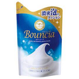 COW Мыло для рук и тела сливочное жидкое з/б - Milky body soap bouncia, 430мл