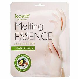 Koelf Маска-перчатки для рук - Melting essence hand pack, 14г
