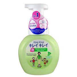 Lion Мыло-пенка для рук антибактериальная «зеленый виноград» - Kirei kirei, 250мл