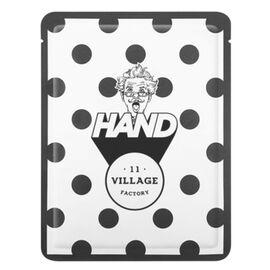 Village 11 Factory Маска-перчатки для рук увлажняющая - Relax-day hand mask, 15г