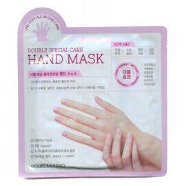 Double Zero Маска для рук «комплексный уход» - Double special care hand mask, 2*18г