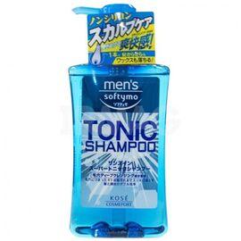 Kose Шампунь для волос тонизирующий с цитрусовым ароматом - Mens softymo tonic shampoo, 550мл