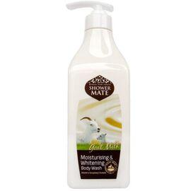 KeraSys Гель для душа «козье молоко» - Shower mate goal milk, 550мл