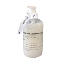 9CC Гель для душа с морской солью - Marine salt aroma body wash, 500мл
