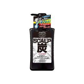 Kose Шампунь с углем и ароматом мяты и цитрусовых - Softymo scalp shampoo charcoal, 550мл