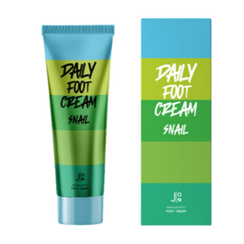 J:on Крем для ног - Snail daily foot cream, 100мл