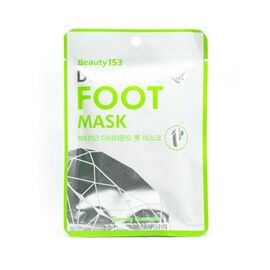 BeauuGreen Маска для ног - Beauty153 diamond foot mask, 14г