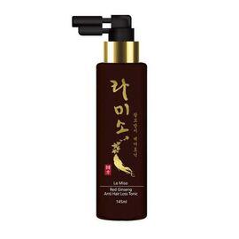 La Miso Тоник против выпадения волос с экстрактом женьшеня - Red ginseng anti hair loss tonic, 145мл