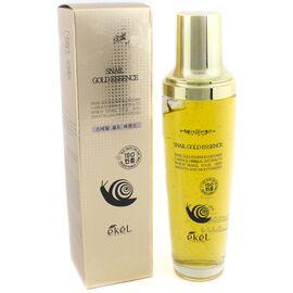 Ekel Эссенция для лица с золотом и улиточным муцином - Snail gold essence, 150мл