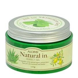 Aloins Гель увлажняющий для лица с экстрактом алоэ 5 в 1 - Natural in perfect gel, 120мл