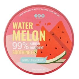 Dearboo Гель успокаивающий с экстрактом арбуза - Everyday moisturizing soothing gel, 300мл