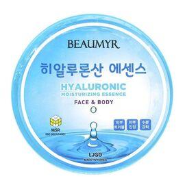 Juno Эссенция для лица и тела увлажняющая - Beaumyr hyaluronic essence face body, 300мл