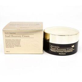 Deoproce Крем восстанавливающий с муцином улитки - Snail recovery cream, 100г