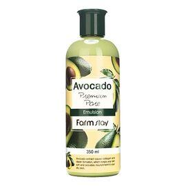 FarmStay Эмульсия антивозрастная с экстрактом авокадо - Avocado premium pore emulsion, 350мл