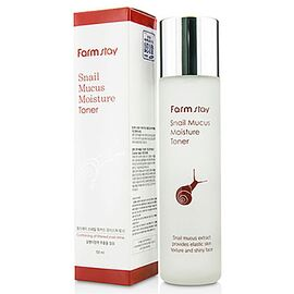 FarmStay Тонер увлажняющий с муцином улитки - Snail mucus moisture toner, 150мл