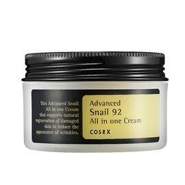 Cosrx Крем универсальный 92% экстракта муцина улитки - Advanced snail 92 all in one cream, 100мл