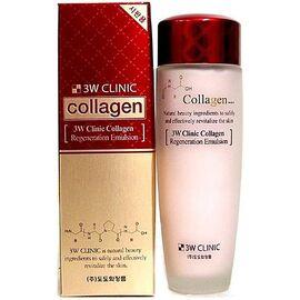 3W Clinic Эмульсия для лица лифтинг с коллагеном - Collagen regeneration emulsion, 150мл