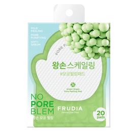 Frudia Диски отшелушивающие с зеленым виноградом - Green grape pore peeling pad, 20шт*3мл