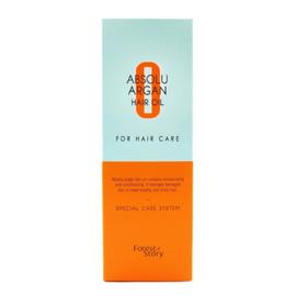 Forest Story Масло для волос аргановое - Absolu argan hair oil, 100мл