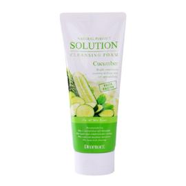 Deoproce Пенка для умывания с экстрактом огурца - Natural perfect cleansing foam cucumber, 170г