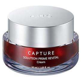 AHC Крем для лица антивозрастной «питательный» - Capture solution prime revital cream, 50мл