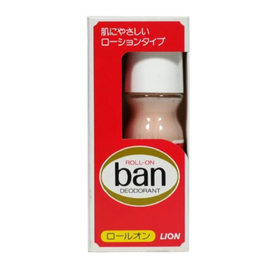 Lion Дезодорант роликовый с цветочным ароматом - Ban roll on, 30мл