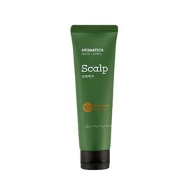 Aromatica Скраб для кожи головы с розмарином - Rosemary scalp scrub, 165г