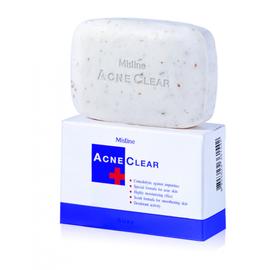 Mistine Мыло для лица и тела от угрей и прыщей - Acne clear soap, 90г