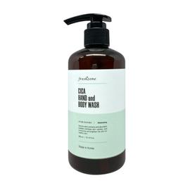 FreshZone Средство увлажняющее для рук и тела - Cica hand & body wash, 300мл