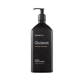 Aromatica Шампунь с протеинами для повреждённых волос - Quinoa protein shampoo, 400мл