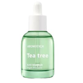 Aromatica Масло для жирной кожи с чайным деревом - Tea tree green oil, 30мл