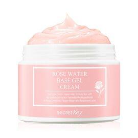 Secret Key Гель крем с экстрактом розы - Rose water base gel cream, 100г