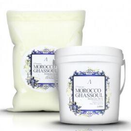 Альгинатная маска для жирной кожи с марокканской глиной Anskin Premium Morocco Ghassoul Modeling Mask, 1кг, Объем: 1000гр