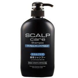 Cosme Station Шампунь для ухода за кожей головы - Scalp care shampoo, 600мл