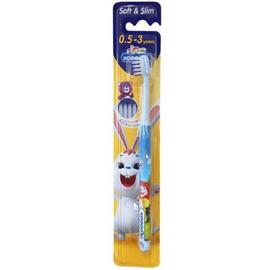 Lion Зубная щётка для детей от 0,5 до 3 лет - Kodomo