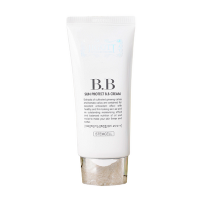 Jigott Крем тональный для лица - Sun protect BB cream SPF41 PA++, 50мл