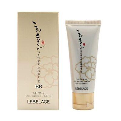 Lebelage ВВ-крем с муцином улитки - Heeyul premium snail BB cream SPF 50+/PA+++, 30г
