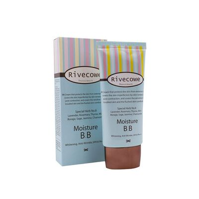 Rivecowe BB-крем увлажняющий - Beyond beauty moisture BB SPF 43 РА+++, 40мл