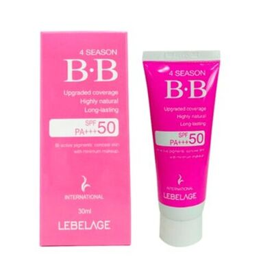 Lebelage ВВ-крем солнцезащитный - BB cream SPF 50/PA+++, 30мл